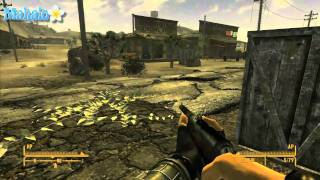 Fallout New Vegas - By a Campfire on the Trail Part 1