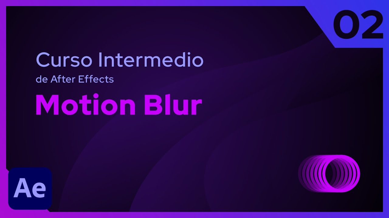 Motion Blur | After Effects - Tutorial