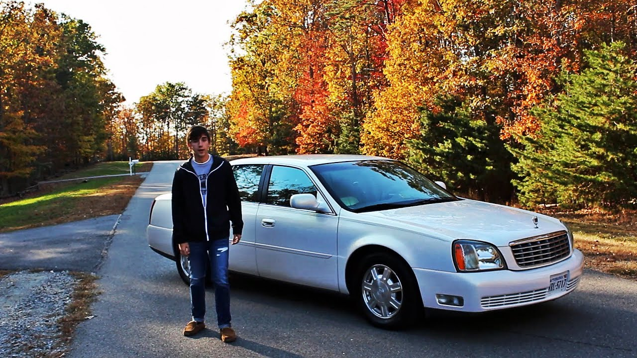 2004 Cadillac Deville Review - SKIDZ TV - YouTube