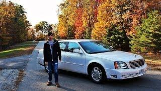 2004 Cadillac Deville Review - SKIDZ TV