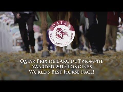 Qatar Prix de l'Arc de Triomphe sacré meilleure course au monde !