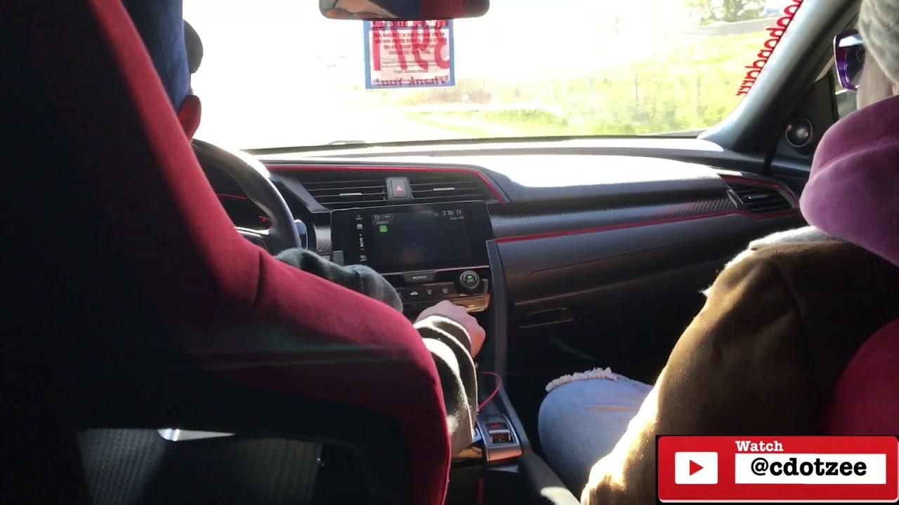 2017 Honda Civic Type R Resonator Delete Exhaust Sound ...