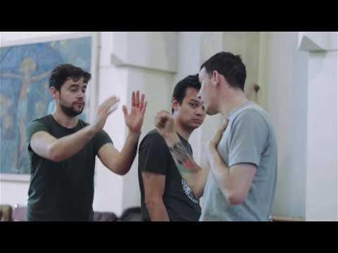 Fight Performance Workshop with Dan Burman