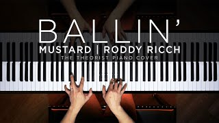 Baixar Mustard ft. Roddy Ricch - Ballin' | The Theorist Piano Cover