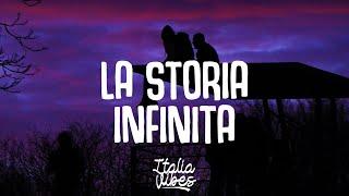 Pinguini Tattici Nucleari - La Storia Infinita (Testo/Lyrics)