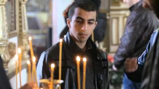 День памяти жертв Геноцида армян Вологда 2013г.