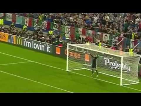 It was Manuel Neuer vs. Gianluigi Buffon    Euro 2016 Italy vs Germany