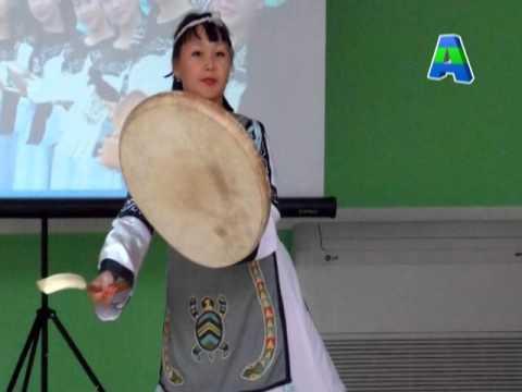 Телеканал Амурск - Фестиваль творчества коренных народов севера.