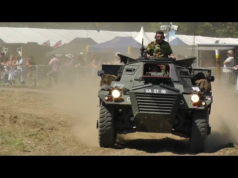 Saracen APCs in the Arena W&P Revival 2014