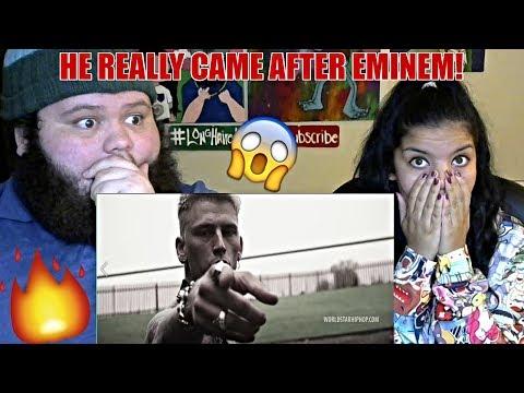 "Machine Gun Kelly ""Rap Devil"" (Eminem Diss) (Official Music Video) - Reaction"