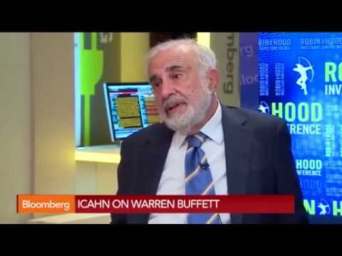 Carl Icahn: Warren Buffett Is Too Easy on Some Companies