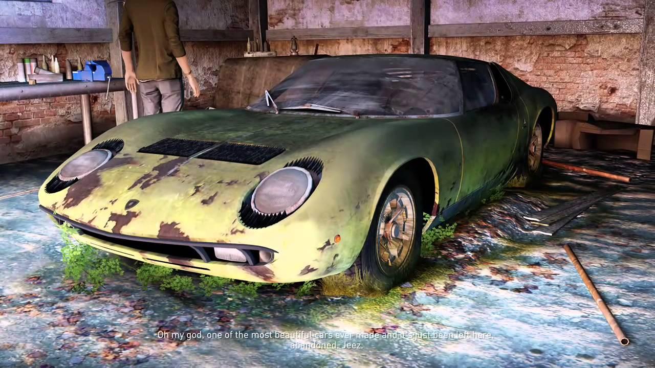 Forza Horizon  Barn Find Cars