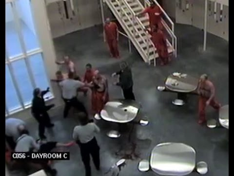 Oconee County Detention Jail Inmates Violently Attack Corrections Officers