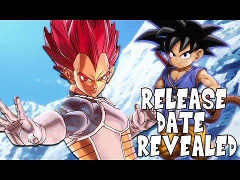 SSG Vegeta & Kid Goku GT Release Dates Confirmed! Dragon Ball Xenoverse 2 & Dragon Ball FighterZ