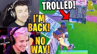 DrLupo TROLLS Players... Then THIS Happened!! | Fortnite Highlights & Funny Moments