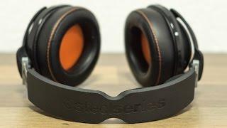 обзор наушников SteelSeries 9H Dolby Technology
