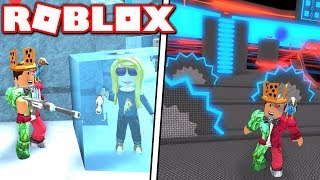 FREEZE TAG & OBBY RACES in EPIC MINIGAMES CHRISTMAS UPDATE!!