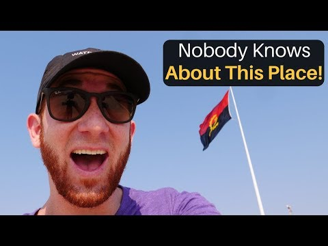 Nobody Knows About This Place!! (ANGOLA)