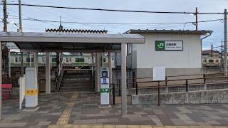 JR東日本 八高線 北藤岡駅