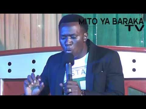 MASANJA Akiishuhudia Kwenye Mkesha Wa Kuupokea Mwaka 2017 MITO YA BARAKA