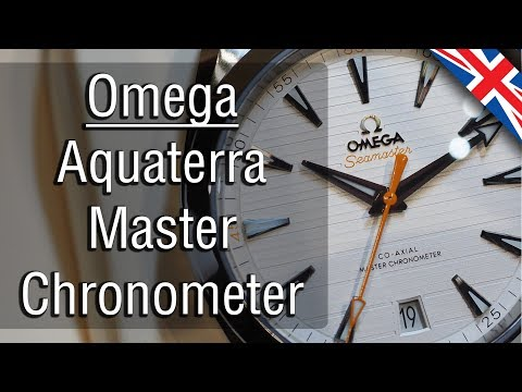 Omega Seamaster Aqua Terra 150M Co-Axial Master Chronometer cal. 8900 review (English version)