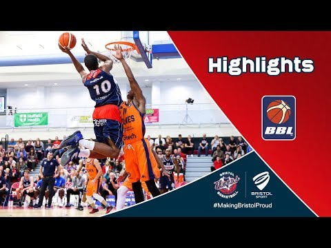 HIGHLIGHTS: Bristol Flyers 78-70 Worcester Wolves