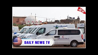 Stampede kills 15 near popular tourist town in morocco| Daily News TV