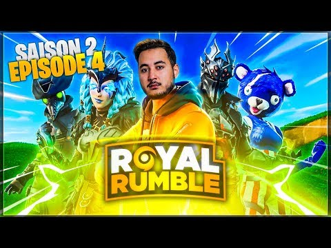 YANNOU MET L' AMBIANCE AVEC SES SONS ► ROYAL RUMBLE (Saison 2 - Ep.4) thumbnail