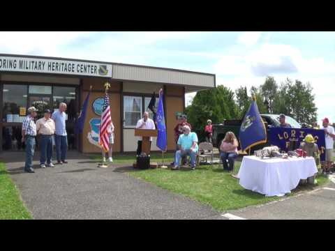 LORING AFB FIRE DEPARTMENT DECOMMISSIONING 2016