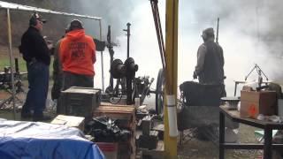 Knob Creek Fall Machine Gun Shoot 10/12/2012: Hotchkiss Mountain Gun
