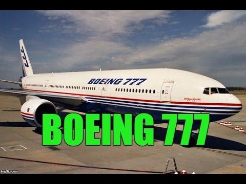 Boeing 777 Passenger Jetliner Airplane Program from the World's Biggest Plane Maker