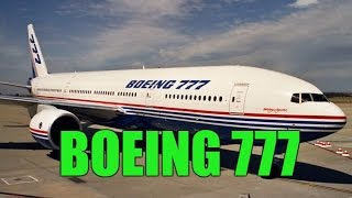 Boeing 777 Passenger Jetliner Airplane Program from the World