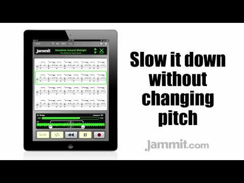 Jammit ipad iphone app The Airborne Toxic Event  Sometime Around Midnight learn to play drums