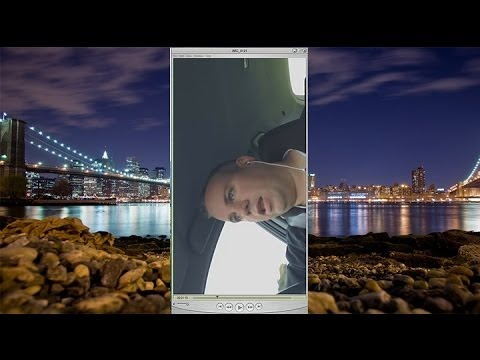 How to rotate iPhone Videos