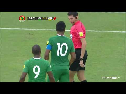 Nigeria vs Cameroon 2018 World Cup Qualification