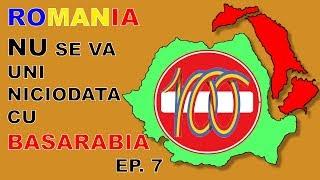 De ce Romania nu se va uni niciodata cu Moldova