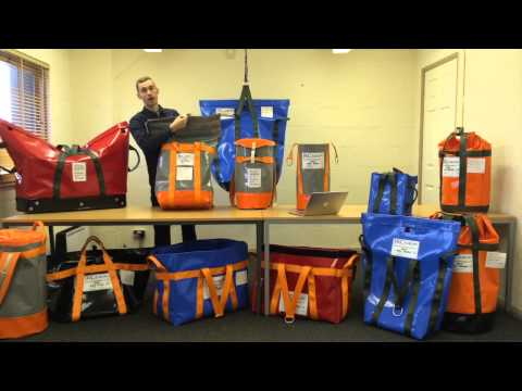 Industrial Lifting Bags - Features