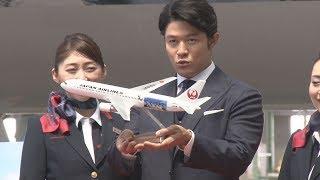 日本航空は21日、放送中のNHK大河ドラマ「西郷(せご)どん」で、主人公の...