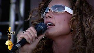 Faith Hill - Breathe (Live 8 2005)