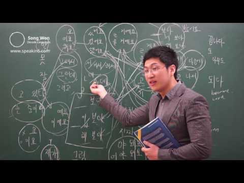 Korean Grammar for Speaking - Unit 45. 보다 + decode Korean language by Songwon
