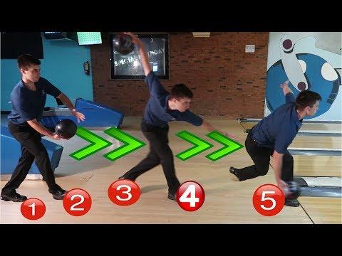 Bowling Approach Basics