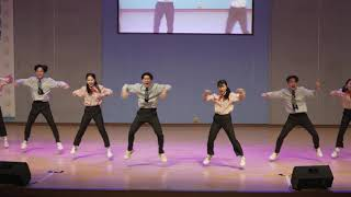 IYF건전댄스대회  경상지역 예선  대학부 1등  리본 (울산팀),dance