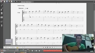 [Guitar] Cách chơi nốt đen, trắng ~ một phách, hai phách | Tập nhịp căn bản | Lê Trung Hoàng
