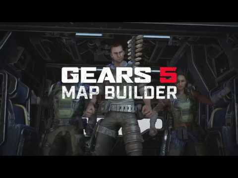 Gears 5's map builder makes creating murder rooms look easy | PC Gamer