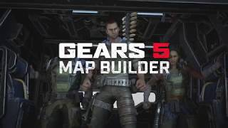 Gears 5 - Map Builder Explained