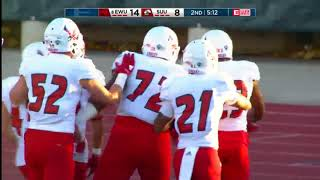 FB: Eastern Washington at Southern Utah (Oct. 21)