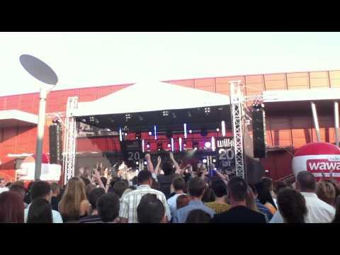 Wilki-20lat na scenie Port Ldz 25.05.12