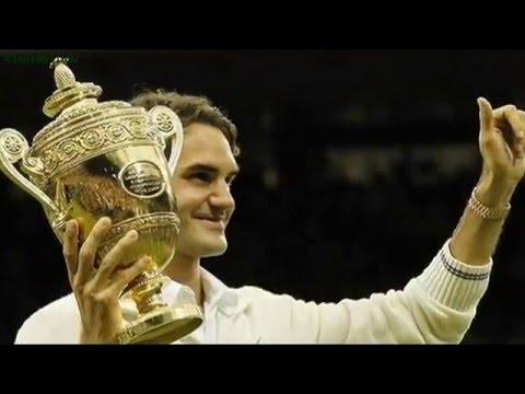Rogaer Federer - Wimbledon 2012 - against 7 opponents