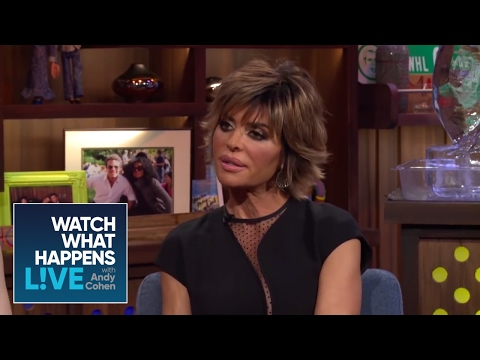 Lisa Rinna on Her Confrontation with Kim Richards - WWHL