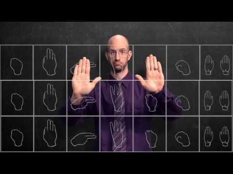 ASL Vocabulary - Everyday and Every Week
